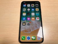 READ AD iPhone X Space Grey