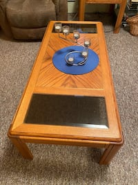 Coffee table n end tables