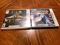 3ds games Mississauga, L5V 1T7