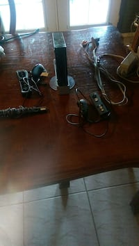 Black Wii Game Console