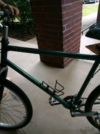 black and green BMX bike Fayetteville, 72703