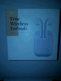 True wireless ear buds new in box asking  60$ London, N5X 2L7