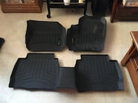 Weather Tech Ford Fusion 2013-2018 floor mats null