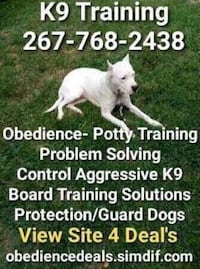 Animal training Washington
