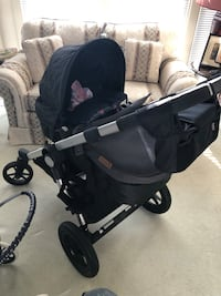 Baby's black and gray stroller Rockville, 20850