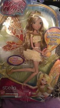 Winx Stella doll pack Los Angeles, 91606