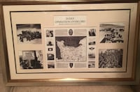 D-Day Operation Overlord wall art