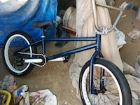 blue and black BMX bike150 before 5 today till 5 l Bakersfield, 93305