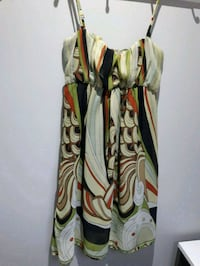 Retro Style Dress- double lined Size XS- Used 2x only  Toronto, M6B 3J3