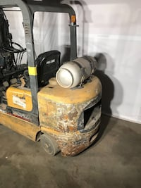 Mitsubishi CAT Forklift for Sale Conyers