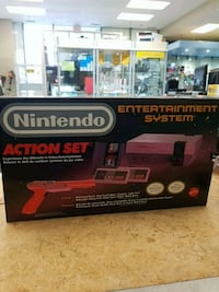 Nintendo system Action set Ajax, L1S 4E5