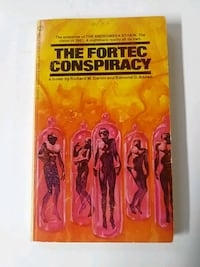 The Fortec Conspiracy book