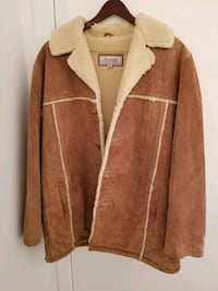 Wilson leather Men's suede jacket size XL  Montréal, H4N 0B6