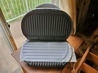 George Foreman family size grill-New Sterling, 20166