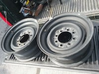 8 lug ford rims  Hagerstown, 21740