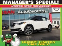 Nissan Kicks 2018 Wood River
