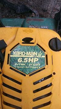 Yard man mower Pensacola, 32506