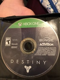Xbox One Call of Duty Black Ops game disc