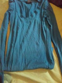 shirt blue.small long sleeve Bristol, 24201