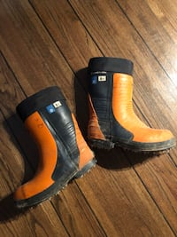 Viking cork boots size 10 North Vancouver, V7H 2J8