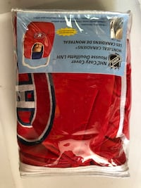 MONTREAL CANADIENS/CANADIANS CAR SEAT COVER NHL OFFICIAL GEAR