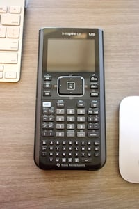 TI-Nspire CX CAS Graphing Calculator Paris, 75012