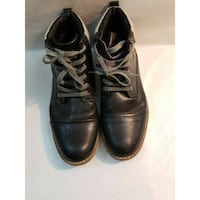 Men's X-ray Kindall Boots Size 12 Gray