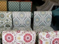 Beautiful Jane accent chairs 50 each Tracy
