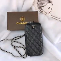 Going out phone wallet on chain