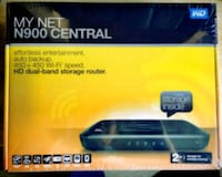 Wifi router with 2tb internal drive  Palm Bay, 32909
