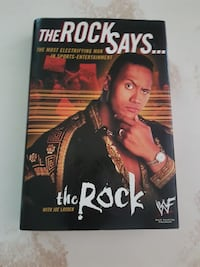 The Rock Says Book