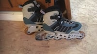 pair of white-and-blue inline skates Broomfield, 80020