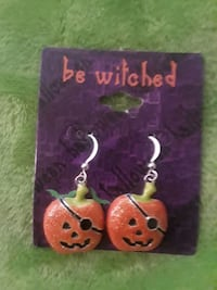 Halloween earrings  Augusta, 30907