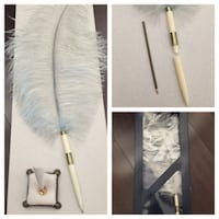Feather Pens  MARKHAM