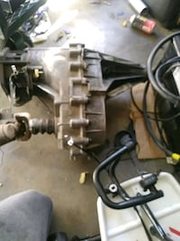 Chevy GM transfer case 149 GM Wichita, 67211