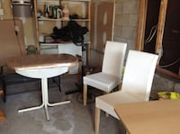 Small kitchen Table and Chairs - MUST Sell Soon