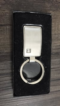 rectangular silver keychain with box Airdrie, T4B 1K5