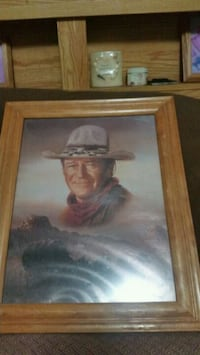 framed picture of the Duke 10 x 14 Selma, 93662