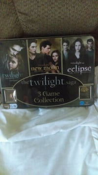 3in one games twilight collection  South Bend, 46628