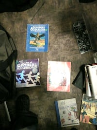 assorted-title book lot Edmonton, T5G 0K5