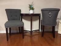 New style Two chairs in $320 Hamilton, L9K 0C5