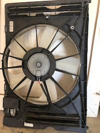 Cooling Fan for a 2014-2016 Toyota