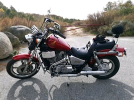 1987 honda shadow 700cc