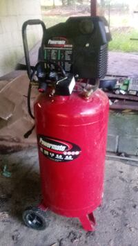 red and black Craftsman air compressor Millersville