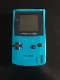 Gameboy Colour-Teal Toronto, M6P 2L7
