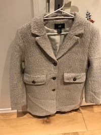 Size 44 winter coat H.M Oslo, 0273