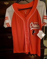 NEW Womens Orioles shirt size M Mount Airy, 21771