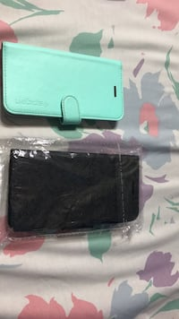 Black leather bi-fold wallet London, N6E 2B2