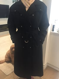 Ladies trench coat with removable fur lining  Vaughan, L4J 4W6