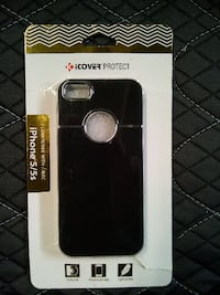 ICOVER PROTECTION FOR IPHONE 5/5S BLACK Montreal East